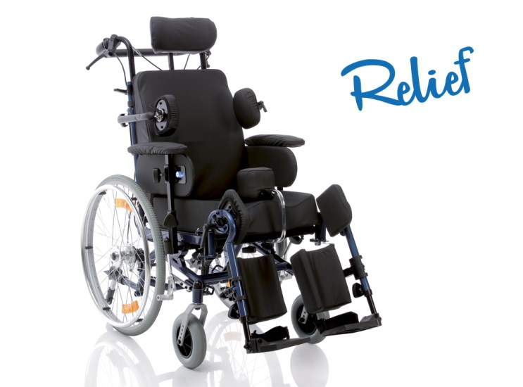 carrozzina polifunzionale disabili