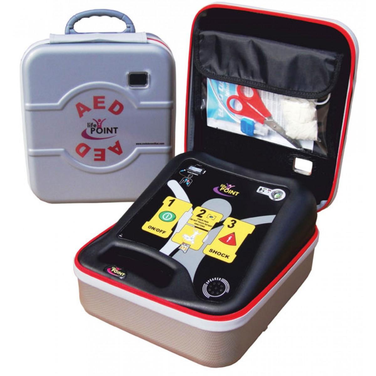 Defibrillatore Semiautomatico Life-POINT Pro AED