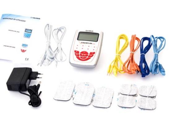 Premium-400-elettrostimolatore-dotazione