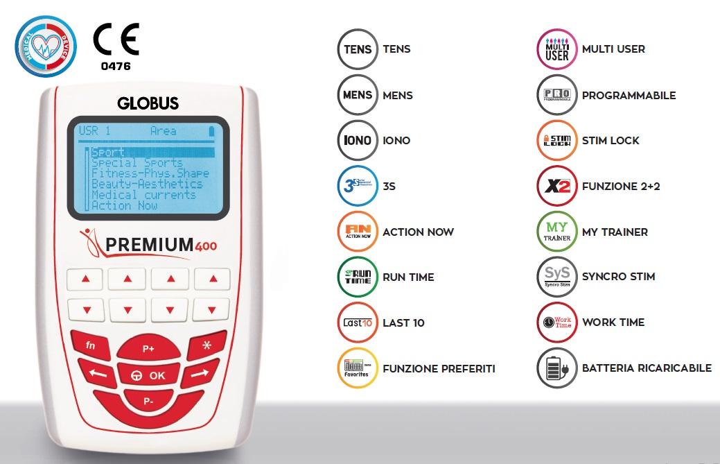 Premium-400-elettrostimolatore-funzioni