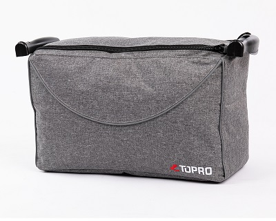 Topro-olympos-deambulatore-rollator-borsa