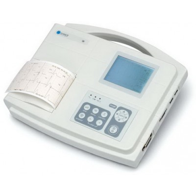 ELETTROCARDIOGRAFO ECG PORTATILE 1/3 CANALI - PRO WIDE DIMED - INTERPRETATIVO