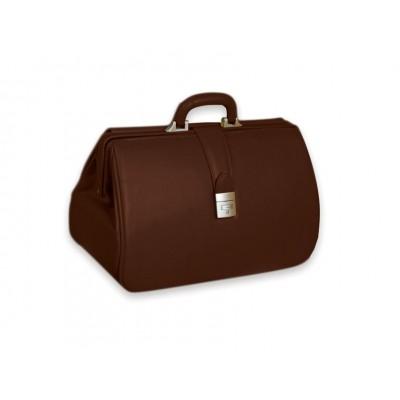 BORSA MEDICO - Gima Kansas - marrone scuro - Dim. 42x20xh24 cm