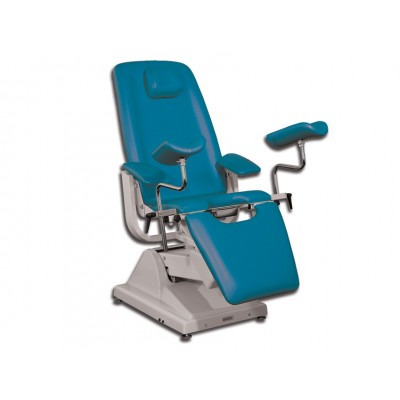 POLTRONA GINECOLOGICA GYNEX PROFESSIONAL - blu Chicago