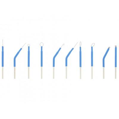 SET 10 ELETTRODI PER ELETTROBISTURI - 5 cm