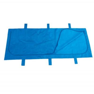 TELO SALMA VINILE/NYLON - blu - 150 kg
