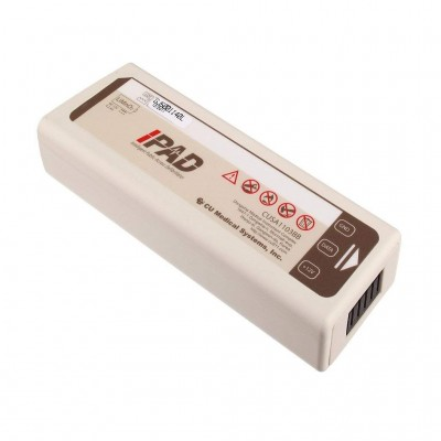 Batteria al Litio LiMnO2 - Monouso ad Alta Capacità - Per Defibrillatore Semiautomatico I-PAD e CU