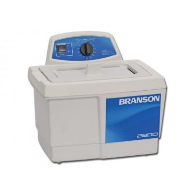 PULITRICE BRANSON 2800 MH - 2,8 litri - TIMER MECCANICO E RISCALDAMENTO