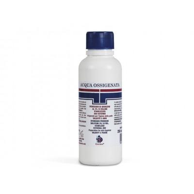 ACQUA OSSIGENATA - IGIENE DELLA PELLE - 250 ml - Conf. da 12pz