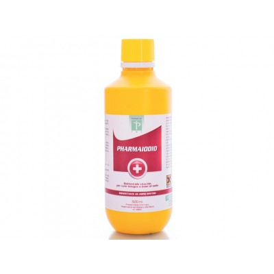 IODOPOVIDONE - DISINFETTANTE AD AMPIO SPETTRO - 500 ml