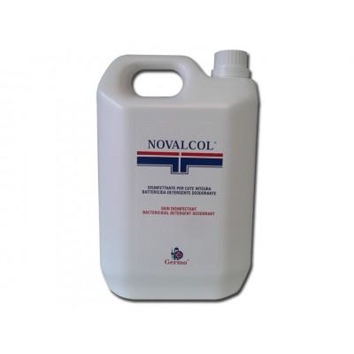 DISINFETTANTE NOVALCOL - LAVAGGIO PAZIENTE - Tanica da 3 litri