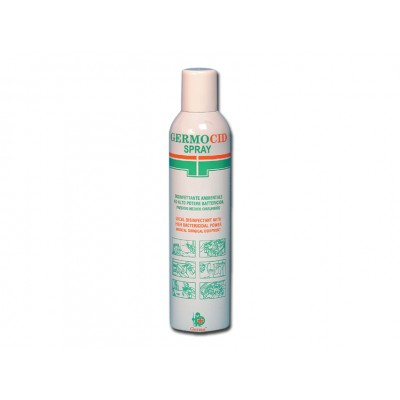 DISINFETTANTE SPRAY PER AMBIENTE E STRUMENTI - 400 ml