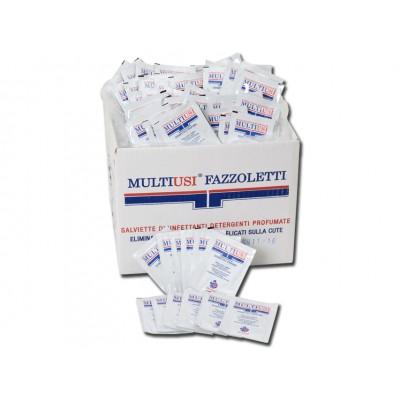 SALVIETTINE DISINFETTANTI - confezione da 400 pz.
