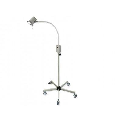 LAMPADA MEDICALE A LED - CARRELLO - BRACCIO FLESSIBILE - Gima Hyridia