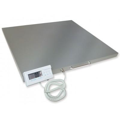 BILANCIA VETERINARIA PROFESSIONALE - PEDANA ACCIAIO - Portata 300kg
