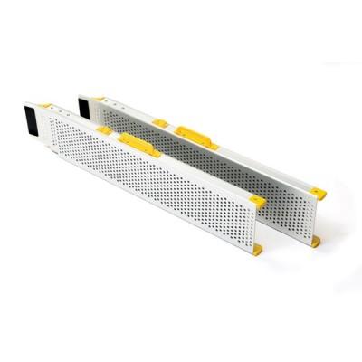 RAMPE TELESCOPICHE PER DISABILI - 3 SEZIONI - DA 97 a 210 cm - Ksp