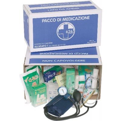 PACCO REINTEGRO PRONTO SOCCORSO DM n.388 - Con sfigmomanometro
