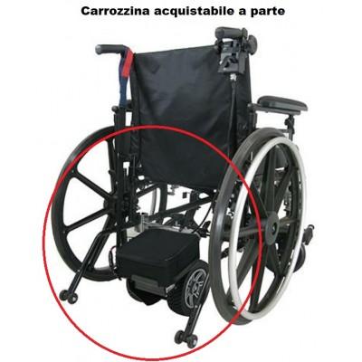 PROPULSORE ELETTRICO PER CARROZZINE - Wimed mod. Ercolino Smart