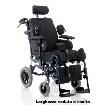 POLTRONA POLIFUNZIONALE ASSISTITA DA TRANSITO - Relief Go!