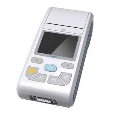 ECG ELETTROCARDIOGRAFO INTERPRETATIVO PORTATILE 12 DERIVAZIONI MONOCANALE - touchscreen