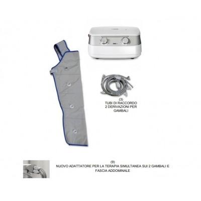 PRESSOTERAPIA I-PRESS 4 VERSIONE ARM1 - 4 CAMERE - CON BRACCIALE
