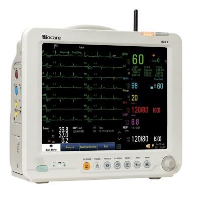 MONITOR MULTIPARAMETRICO CON STAMPANTE - ECG 5 DERVIZAIONI - Biocare