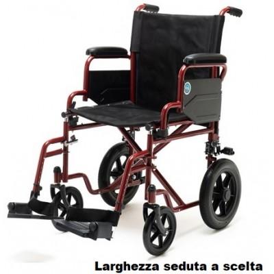 CARROZZINA DA TRANSITO PIEGHEVOLE - RUOTE SGANCIO RAPIDO - KSP N30R12