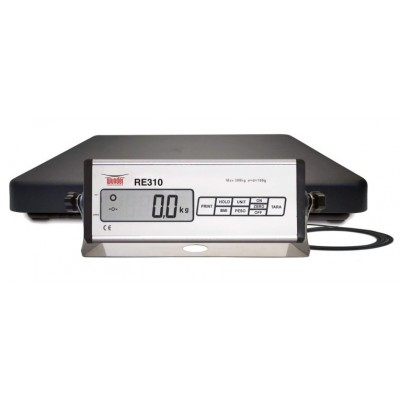 BILANCIA MEDICA ELETTRONICA A CAVO - BMI - WUNDER Mod. RE310 - Portata 300 kg