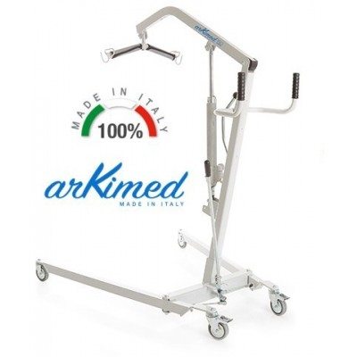 SOLLEVATORE PER DISABILI IDRAULICO - Arkimed RI701 - Portata 180kg