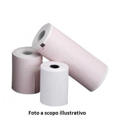CARTA TERMICA PER CARDIOLINE ETA 40 - 45mm x 30m - Conf. 100 rotoli