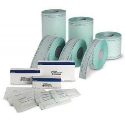 Rotolo per sterilizzazione mm 100x200 mt - Confezione da 4 rotoli