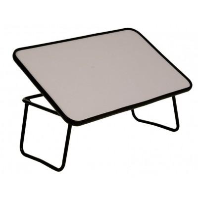 VASSOIO DA LETTO - INCLINABILE - PIANO PVC - Dim. 60,5x39x24 cm