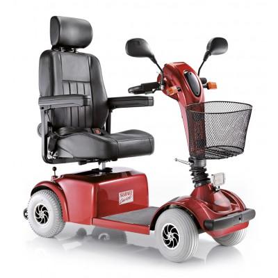 SCOOTER ELETTRONICO 4 RUOTE - per disabili ed anziani - Mod.SURACE TWIST