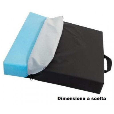 CUSCINO ANTIDECUBITO VISCOELASTICO ULTRALEGGERO - VISCOFLEX EASY SEAT