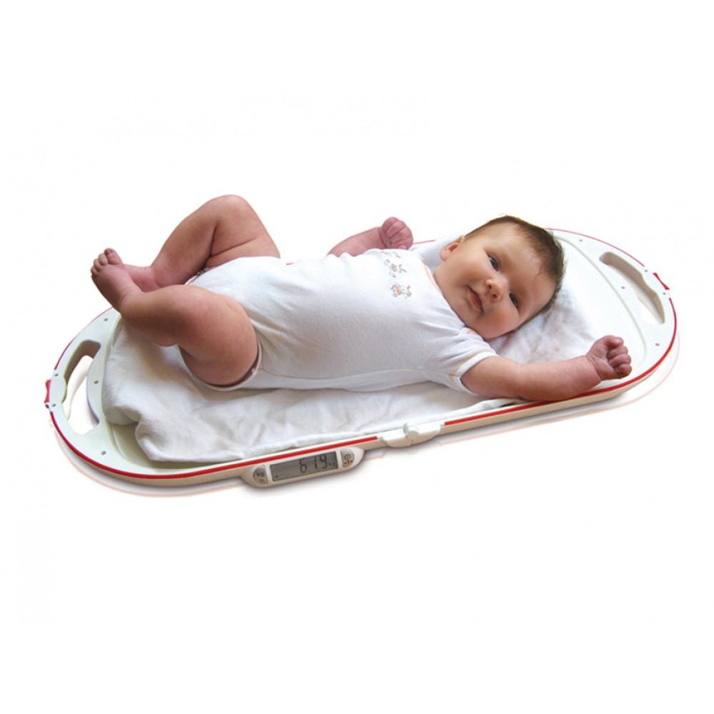 BILANCIA PESANEONATI BABY - PIEGHEVOLE E RICHIUDIBILE - SOEHNLE Mod. 8320