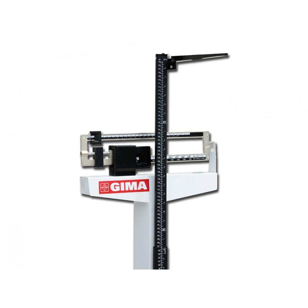 BILANCIA MECCANICA CON ALTIMETRO 75-200 cm - GIMA Mod. Astra 27310