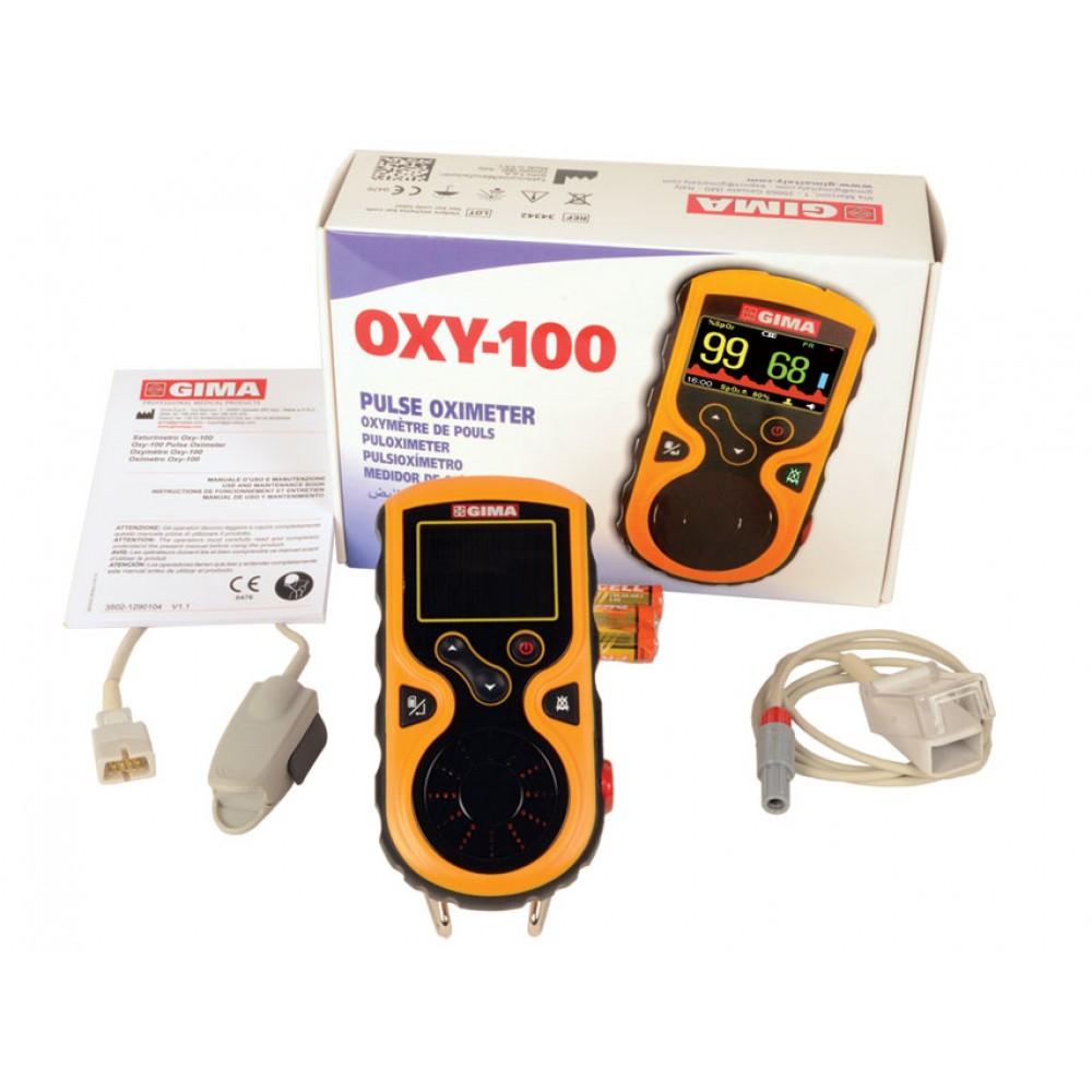 PULSOSSIMETRO / SATURIMETRO DA DITO OXY-100