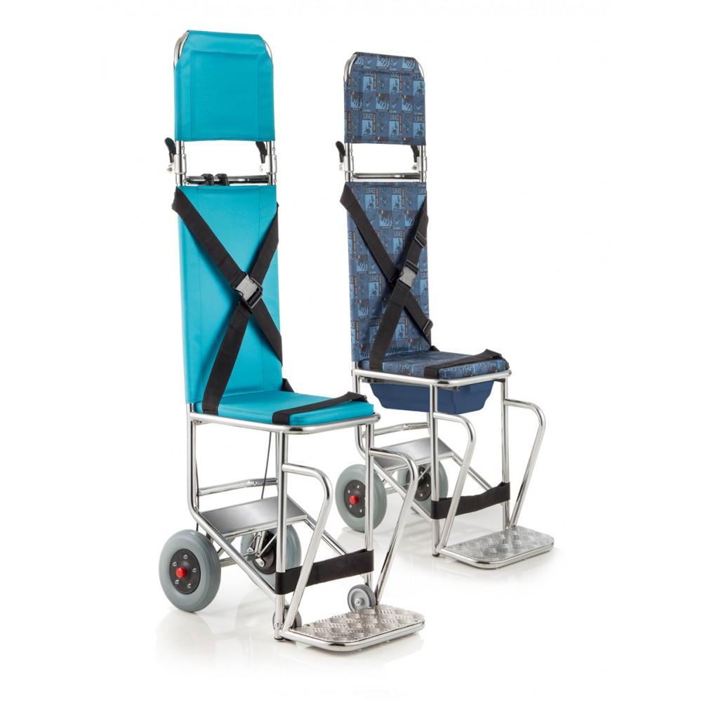 Sedia A Rotelle Per Disabili Passaggi Stretti Superleggera Surace Air 35