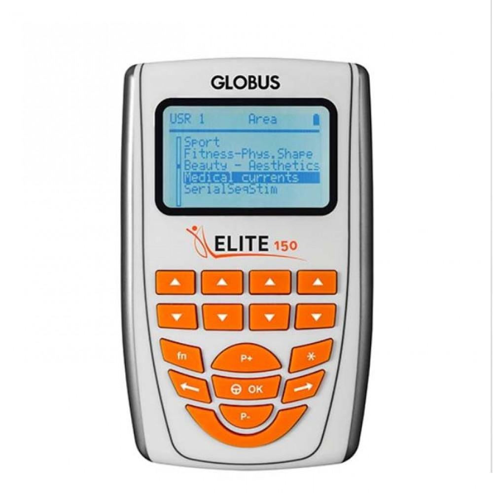Elettrostimolatore elettroterapia 2 canali ELITE SII GLOBUS 100 programmi