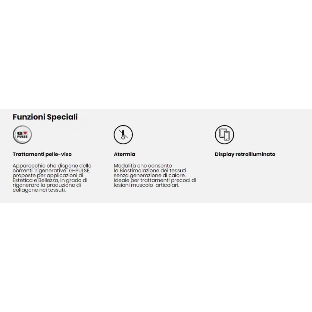 RADIOFREQUENZA PROFESSIONALE - ANTICELLULITE - Globus RF Clinic Pro