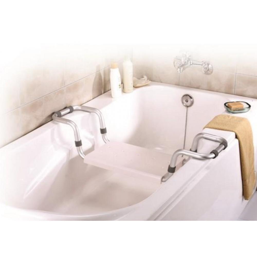 Sedile Per Vasca Da Bagno In Alluminio Regolabile In Altezza Intermed