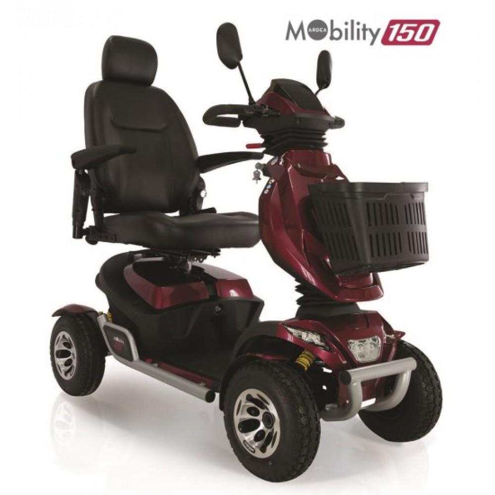 Scooter Elettrico Per Anziani E Disabili A 4 Ruote Moretti Mobility 150