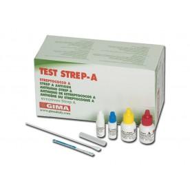 TEST STREP-A - streptococco - strisce