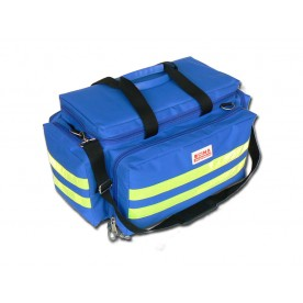 BORSA EMERGENZA SMART - media - blu - Dim. 55x35xh32 cm