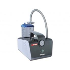 ASPIRATORE CHIRURGICO ASPEED 2 - 230V - pompa doppia - vaso da 1 litro