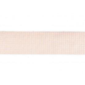 ROTOLO CARTA TERMICA ECG - griglia arancione - 60 mm x 30 m - 20 rotoli