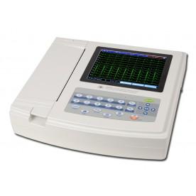 ECG ELETTROCARDIOGRAFO PORTATILE CONTEC 1200G INTERPRETATIVO - 12 canali con display