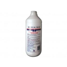 DISINFETTANTE MEDICAL SOAP - SAPONE MANI E CUTE - 1 litro