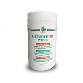 SALVIETTINE DISINFETTANTI - GERMOCID WIPES - ALCOL 15% - Conf. 220pz