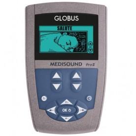 ULTRASUONOTERAPIA PROFESSIONALE PORTATILE - Medisound 2 Pro - Globus
